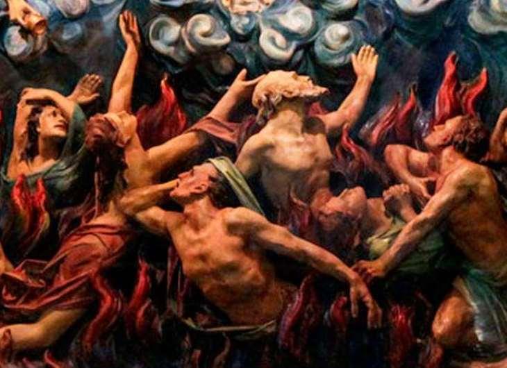 El Purgatorio en la Biblia