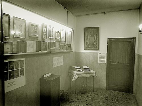 Museo de las almas del Purgatorio