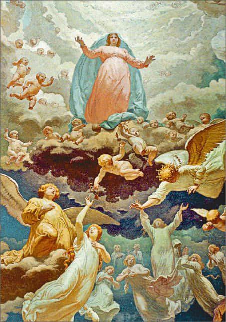 Oración por las almas olvidadas del Purgatorio