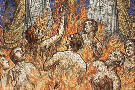 Novena por las almas del Purgatorio